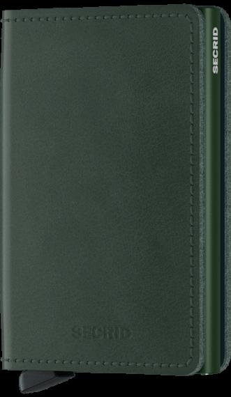 Slimwallet Original Green -