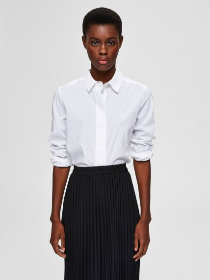 Selected Femme Agnes Blouse