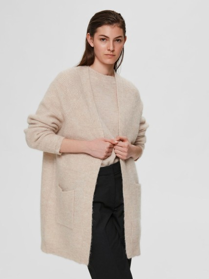Lulu LS Long Cardigan