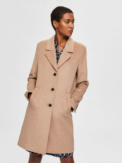 Sasja Wool Coat