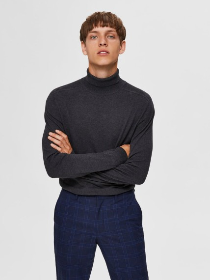 Selected Homme Berg Rollneck
