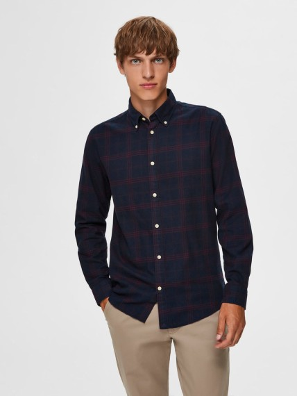 Selected Homme Slim Flannel