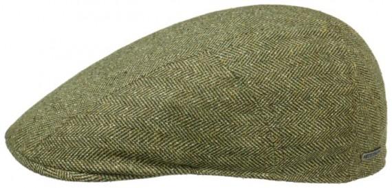 Ivy Cap Silk/Cotton Green
