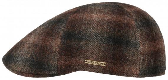 Texas Wool Check Brown