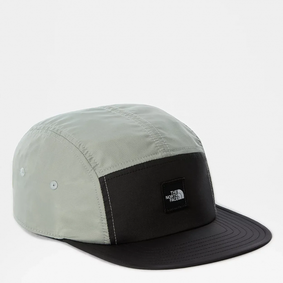 5-Panel Cap Wrought Iron