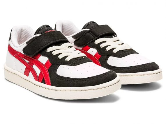 Tiger GSM PS White/Classic Red