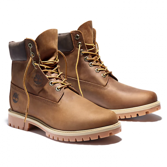 Heritage EK+ 6 Inch Boot for Men in Brown