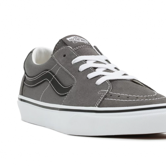 Utility SK8 Low - Pewter Blk
